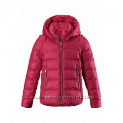 Рейма Куртка-жилетка пуховая для девочки 2в1 Reima MINNA 531346 152см, 164с