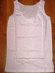 ТСМ Tchibo, Примарк майки нательные на девочку 146-152см, 158см