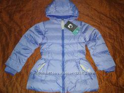 Куртка Лендсенд размер 5-6 лет