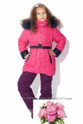 Пальто детское куртка зимняя X-Woyz DT-8201