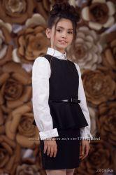 Cарафан школьный  для девочки 6549-1