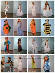 Театрализованные и новогодние  костюмы для деток, прокат