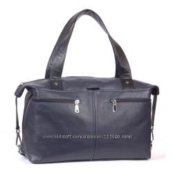 Кожаная сумка унисекс, М43