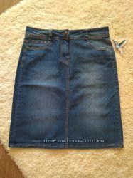 Юбка джинсовая BHS Denim skirt