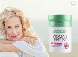 Woman Phyto LR Германия, фитогормоны, эстраген, красный клевер