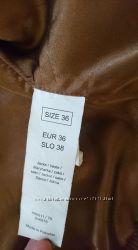 Кожаная куртка Sienna De Luca. Размер 36.