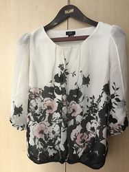 Красивая блуза F&F