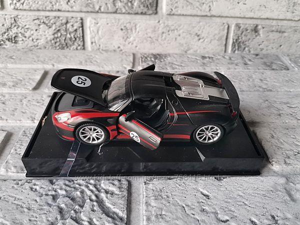 Новинка Машинки металл Porsche 918 Spyder Порш свет, звук Автопром