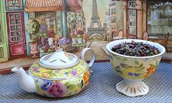 Чай. Чага и калган. Иммунитет. Старославянские травники.