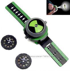 Часы Бен10 Омнитрикс с проектором