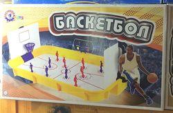 Настольная игра Хоккей , баскетбол и футбол