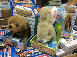 Интерактивный щенок 2 вида, кролик