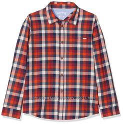Mayoral стильная рубашка. Рост 128-134. Замеры