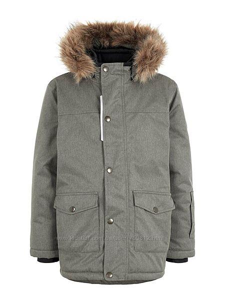 Name It зимняя мембранная куртка. размер 11-12 лет
