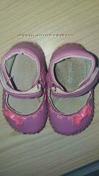 Кожаные туфельки для принцессы