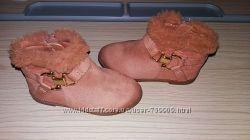 Продам демисезонные ботинки размер 5