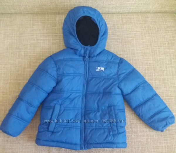 Курточка для мальчишки