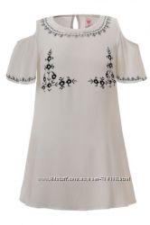 Красивые платья с вышивкой Glo-Story 134-140-146-152-158-164, Венгрия