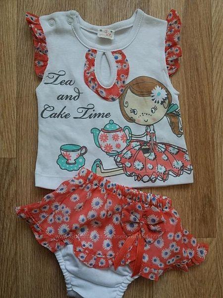 Набор платьев для девчушки.