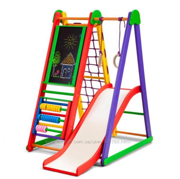 Детский спортивный уголок для дома Kind-Start -2