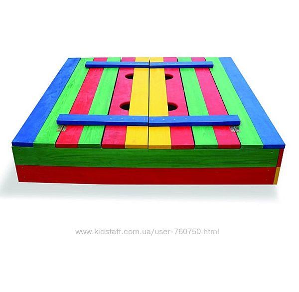 Детская песочница цветная SportBaby Песочница - 11