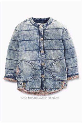 Куртка Next на 3-5 років