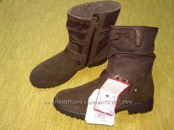 Кожаные ботинки superfit, goretex 35р, 22, 5-23см, термо, мембрана