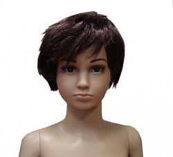 Манекен детский пластиковый телесный, мальчик
