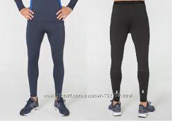 Спортивные мужские штаны-тайтсы для спорта, бега, компрессионные лосины