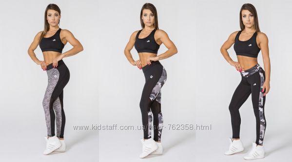 Женские спортивные лосины Radical Польша, леггинсы для спортзала, фитнеса