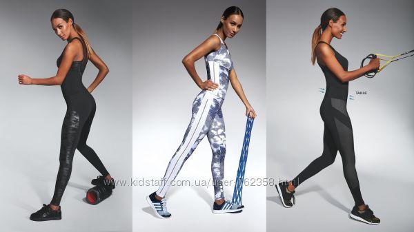 Лосины для фитнеса, спортивные леггинсы женские Bas Bleu Польша
