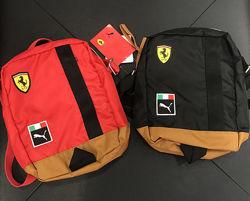 Спортивная сумка Puma Ferrari тканевая  , Оригинал