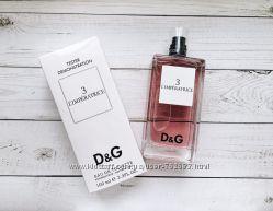 Тестер Dolce & Gabbana L&acuteImperatrice 3 100ml tester