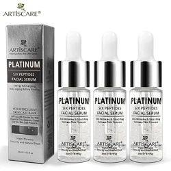 Сыворотка с серебром пептидами коллагеном Artiscare Platinum Six Peptides
