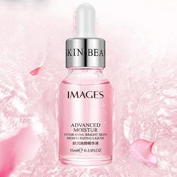 Сыворотка для лица Images c экстрактом розы и гиалуроновой кислотой