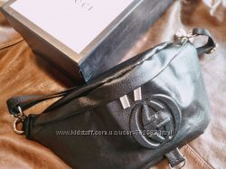 Бананка Gucci поясная сумка gucci новая сумка барсетка