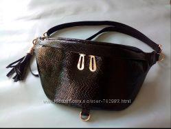 Бананка Gucci поясная сумка натуральная кожа gucci новая сумка барсетка
