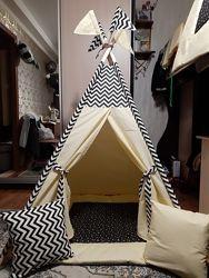 Вигвам шалаш палатка новый
