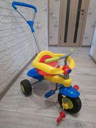 Трехколесный велосипед SmartTrike с родительской ручкой