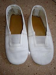 Чешки белые 27-29 рр. 18 см