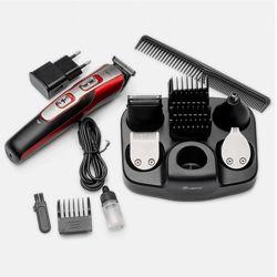 Электробритва, стайлинг, триммер, машинка для стрижки 10 в 1 Gemei GM-592