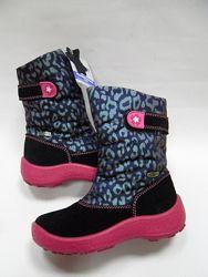 Мембранные ботиночки для девочки тм FLOARE 27 - 32р. разные модели