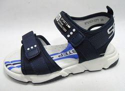 Босоножки, сандали для мальчика тм Сказка, Weestep размер 26,27,28,29,30,31