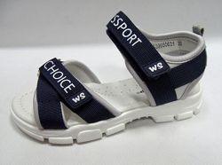 Босоножки, сандали для девочек тм Сказка Weestep размер 26.27.28.29.30.31