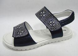 Босоножки, сандали для девочек тм Сказка Weestep размер 32,33,34,35,36,37