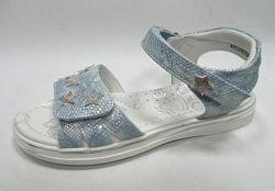 Босоножки, сандали для девочек тм Сказка Weestep размер 31,32,33,34,35,36