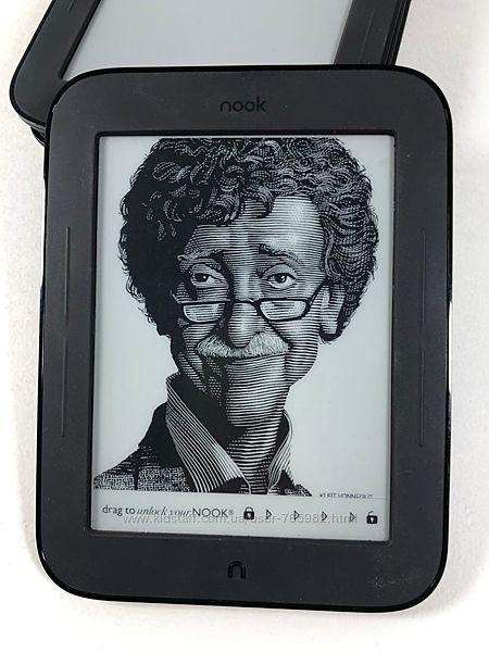 электр. книга nook simple touch от Barnes&Noble