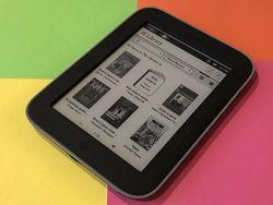электронная книга Barnes&Noble Nook Glowlitht BNRV350