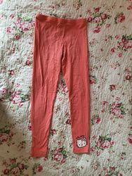 Лосины Hello Kitty 9-11 лет, рост 140-146 см