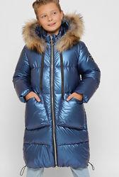 Зимняя курточка ТМ X-Woyz  р110-146, 4 цвета